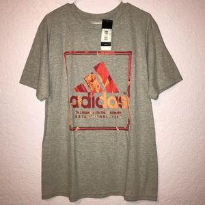 Adidas T-Shirt Men's Large